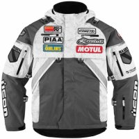 Icon Patrol Raiden Waterproof Motorcycle Jacket