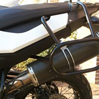 WOLFMAN LUGGAGE SIDE RACKS F650GS/F700GS/F800GS