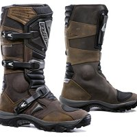 Forma Adventure Off-Road Motorcycle Boots (Brown, Size 9 US/Size 43 Euro)