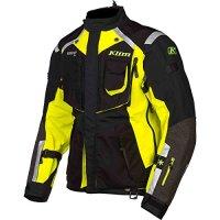 Klim Badlands Men's Dirt Bike Motorcycle Jacket - Hi-Vis / Large