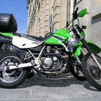 Nice Kawasaki KLR photos