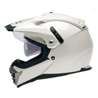 BILT Explorer Adventure Helmet - 2XL, Pearl White