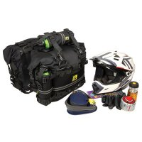Wolfman Rocky Mountain Adventure Bike Saddle Bags