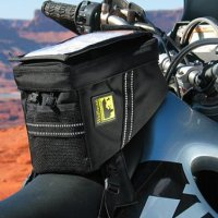 Wolfman Luggage S0303 - Enduro Tank Bag 2017 Edition