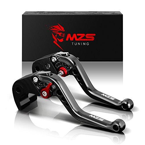 FXCNC Racing Billet Long Adjustable Brake Clutch Levers Set Pair fit for TIGER 1050//Sport 17-18,TIGER 800 XC//XCX//XR//XRX 15-18,BONNEVILLE T120//Black 16-18