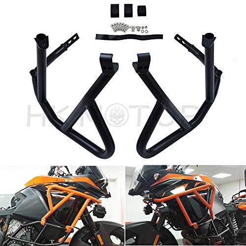 PACASK CNC Handlebar Riser Mount Clamp For KTM 1050 1090 1190 Adventure 1290 Super Adventure R S T Superduke Super Duke GT 16-2018 ORANGE