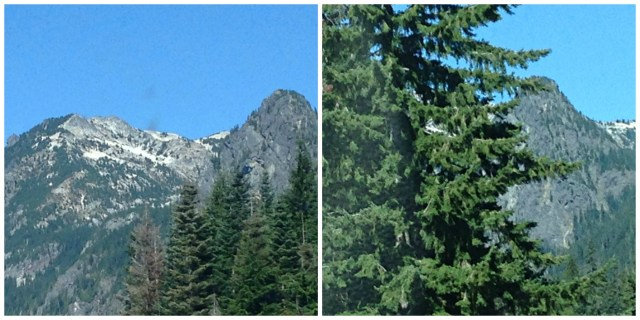 Snoqualmie Mountains