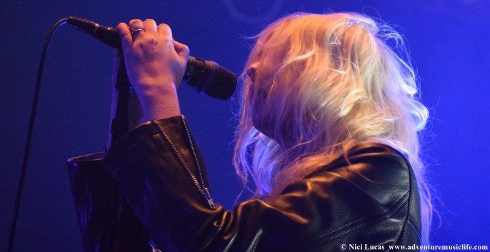 The Pretty Reckless at the House of Blues, Cleveland