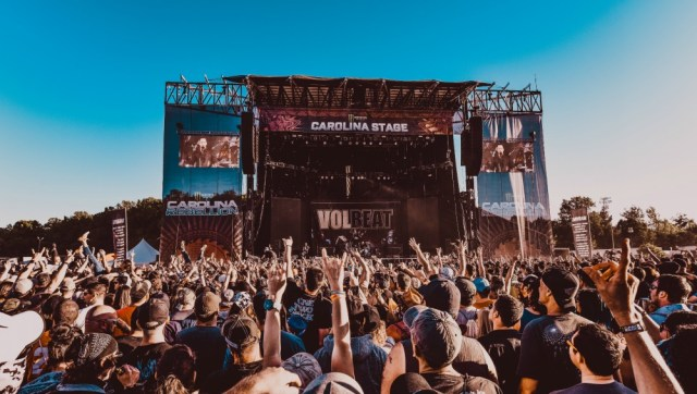volbeat carolina rebellion 2017 adventure music life nici lucas