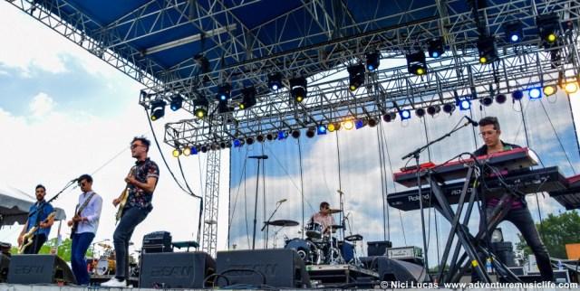 arkells laurelive 2017 adventure music life nici lucas