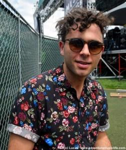 max kerman arkells laurelive 2017 adventure music life nici lucas