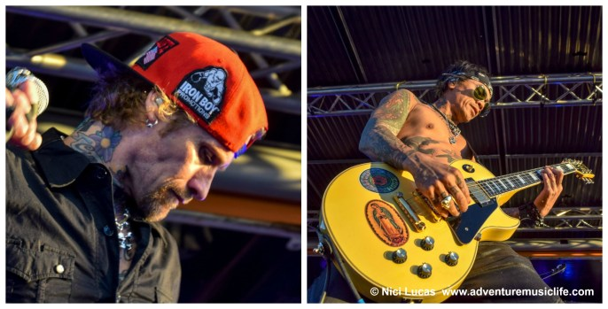 A Chat with Josh Todd and Stevie Dacanay of Josh Todd & The Conflict and Buckcherry