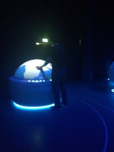 CERN Universe of Particles Exhibit