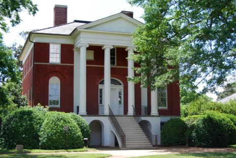 Robert Mills Home in Columbia, South Carolina