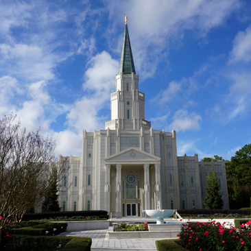 Temples in Oklahoma, Houston and Dallas