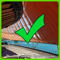 Sydney Opera House check