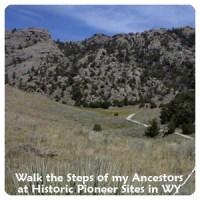 Wyoming Pioneer Sites