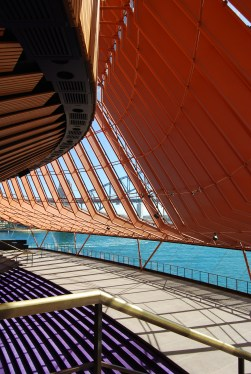 Architectural Opera - Inside the Sydney Opera House