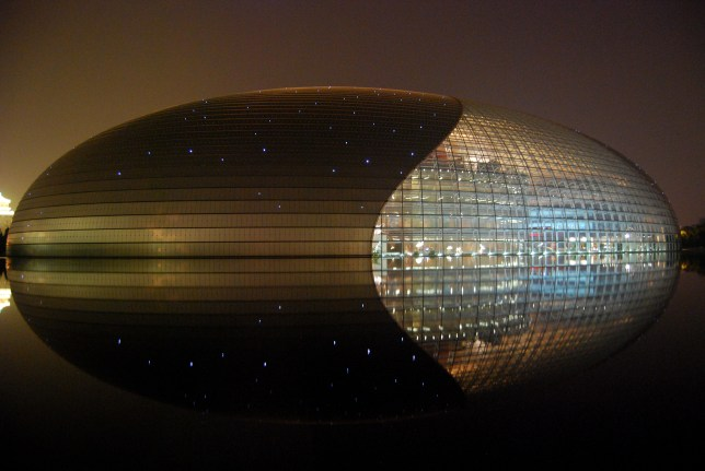 National Center for Performing Arts - Beijing