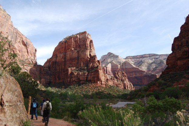 Hiking Angel's Landing - Zion National Park