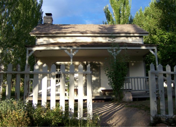 Jewkes Home - This is the Place Heritage Park