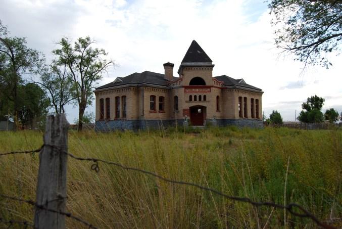 Old Schoolhouse - Deseret, Utah