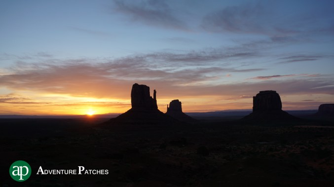 The Mitts - Monument Valley Tribal Park