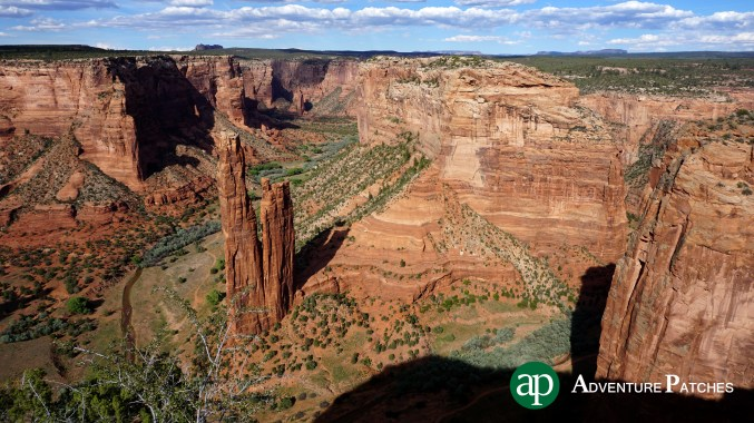 Spider Rock - Canyon de Chelly National Monument