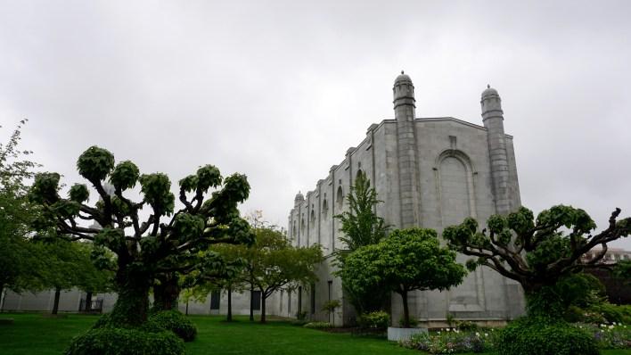 Salt Lake Temple annex