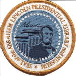 Abraham Lincoln Presidential Library and Museum patch