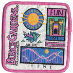 Busch Gardens patch
