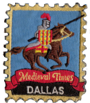 Medieval Times - Dallas patch