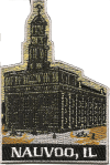 Nauvoo Temple patch