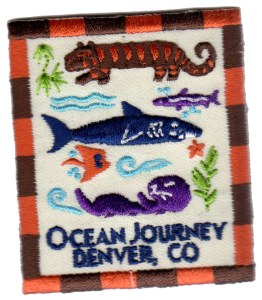 Ocean Journey Denver patch