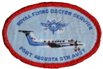 Royal Flying Doctor Service patch