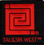 Taliesin West patch