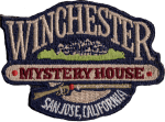 Winchester Mystery House patch