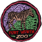 Fort Worth Zoo patch