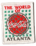 World of Coca-Cola patch