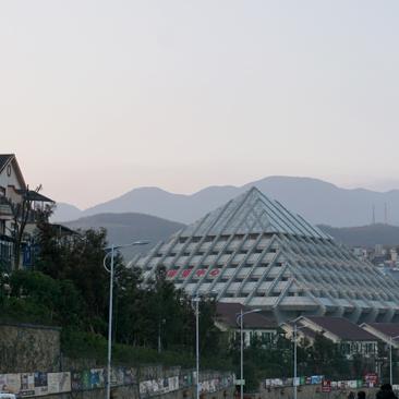 Visiting Wulong County