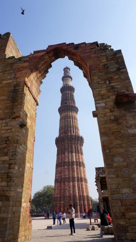 2016-2-3 Delhi Qutb Minar (31)