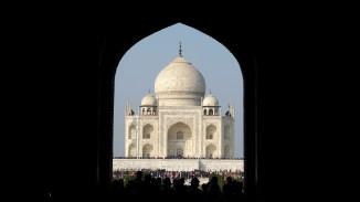 2016-2-6 Agra Taj Mahal (11)