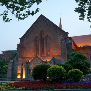 Tianjin Churches