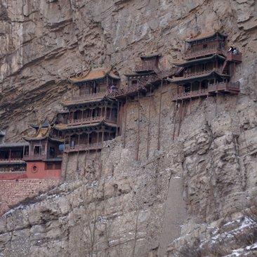 Hengshan Hanging Temple