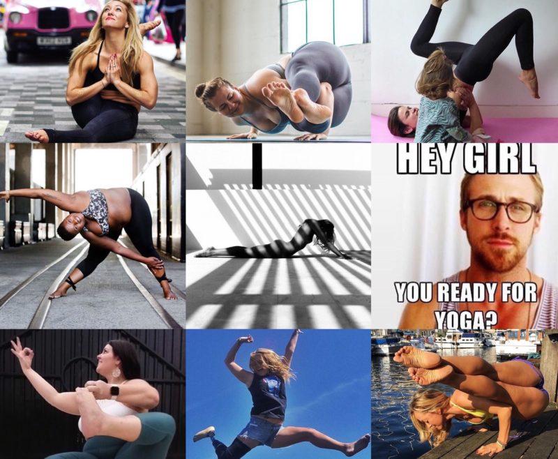 Inspiring Yoga Instagram Accounts - Adventure Protocol