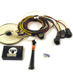 blue ox ez light wiring harness kit for jeep rubicon wrangler bx88285 [ 1500 x 1032 Pixel ]