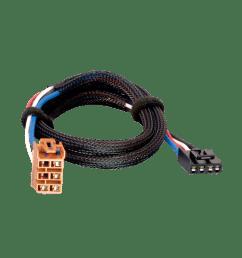 brake control wiring harness tekonsha gm 03 07 11 99 07 wiring harness 07 sierra [ 1000 x 1000 Pixel ]