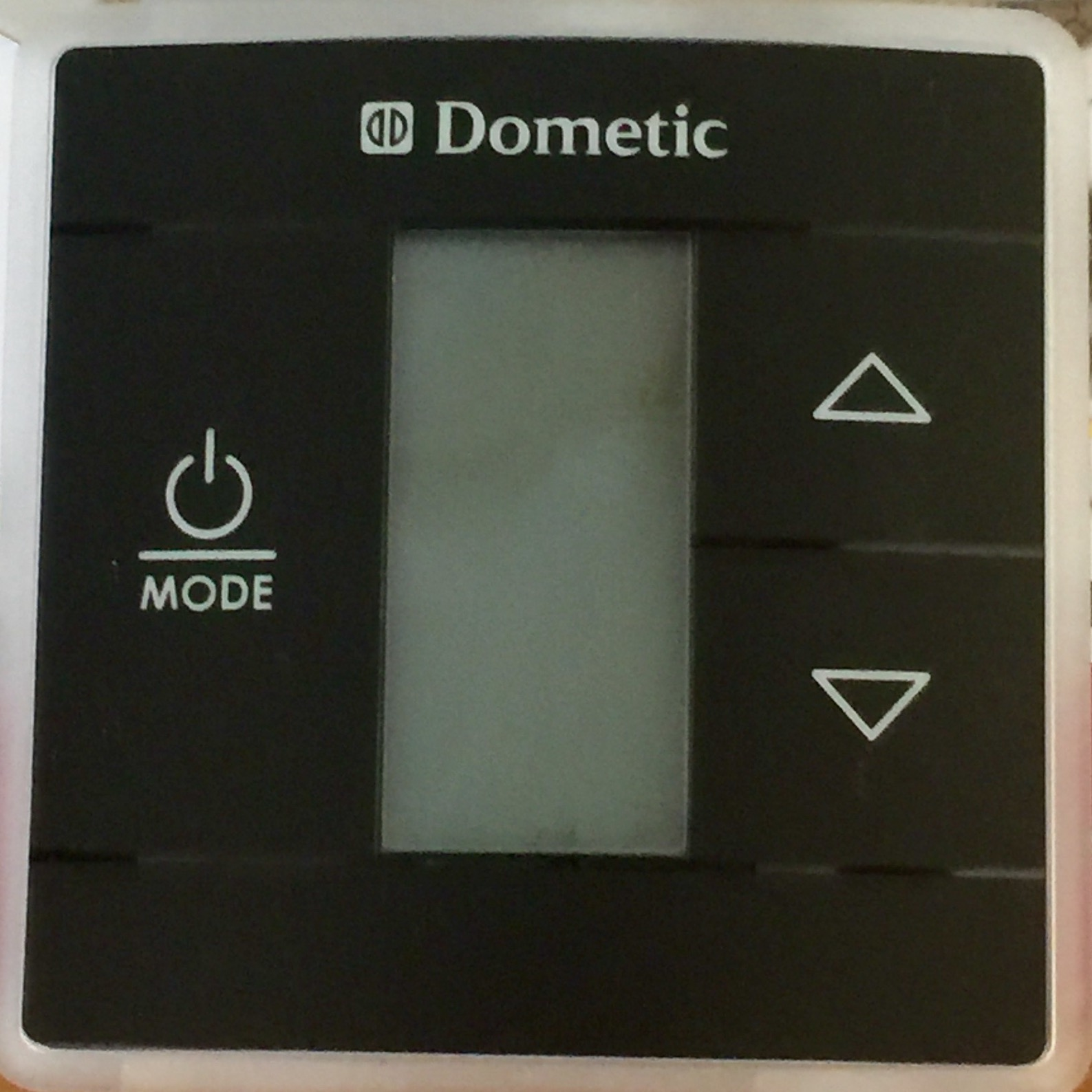 dometic single zone lcd thermostat wiring diagram furnace fan relay black cool heat pump