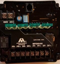 atwood lance truck camper jack wireless remote control module board [ 1212 x 1152 Pixel ]