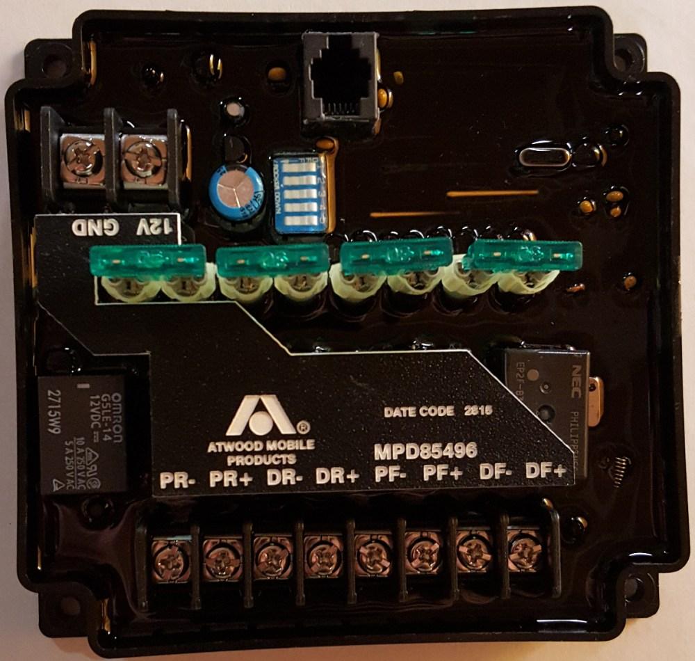 medium resolution of atwood lance truck camper jack wireless remote control module board